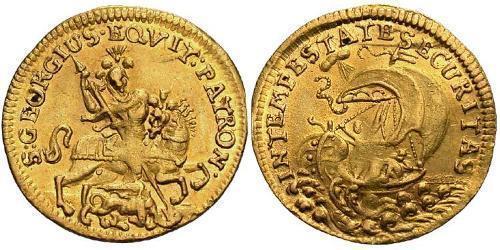 0.5 Ducat Kingdom of Hungary (1000-1918) Gold Franz Joseph I (1830 - 1916)