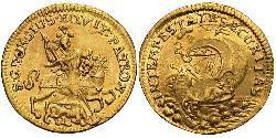 0.5 Ducat Reino de Hungría (1000-1918) Oro Franz Joseph I (1830 - 1916)