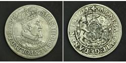 1\/4 Thaler Polish-Lithuanian Commonwealth (1569-1795) Silver Sigismund III of Poland