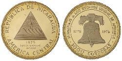 1000 Cordoba Nicaragua Oro