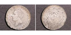100 Centime Haiti Silver