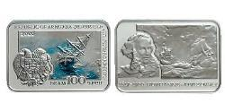 100 Dram Armenien (1991 - ) Silber Hovhannes Aivasovsky