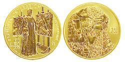100 Euro Republic of Austria (1955 - ) Gold