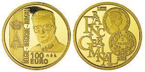 100 Euro Belgien