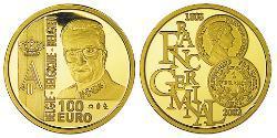 100 Euro Belgium