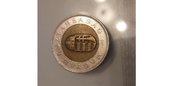 100 Forint Hungría (1989 - ) Latón/Acero