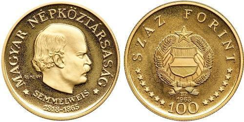 100 Forint People