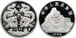 100 Yuan Cina