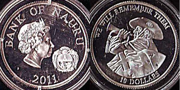 10 Долар Перак