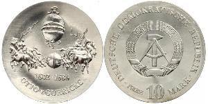 10 Марка Германская Демократическая Республика (1949-1990)