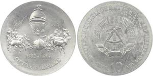 10 Марка Німецька Демократична Республіка (1949-1990)