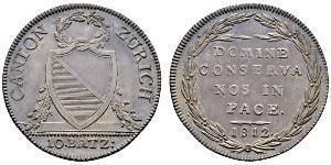 10 Batz Suisse Argent