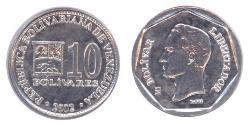 10 Bolivar Venezuela