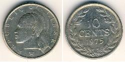 10 Cent Liberia Copper/Nickel