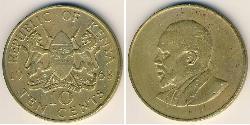 10 Cent Kenya Ottone