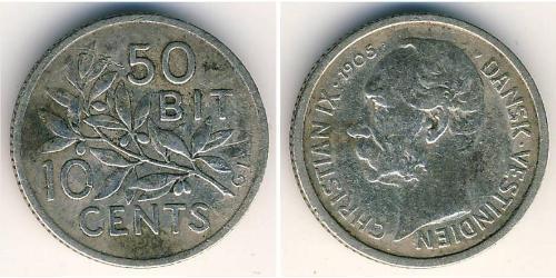10 Cent  Plata