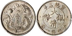 10 Cent China Silver