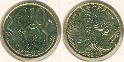 10 Cent Etiopía