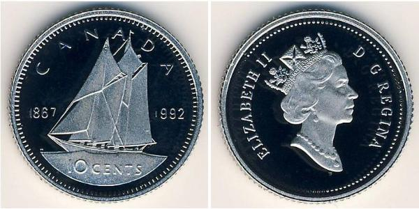 10 Cent Kanada