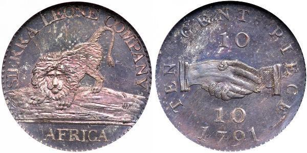 10 Cent Sierra Leona