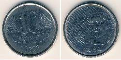 10 Centavo Brazil Copper/Nickel