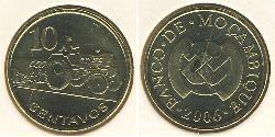 10 Centavo Mozambique