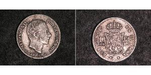 10 Centesimo Philippines Argent