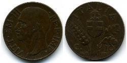 10 Centesimo Kingdom of Italy (1861-1946) Bronze/Aluminium