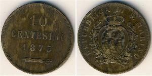 10 Centesimo San Marino Kupfer
