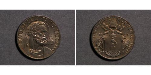 10 Centesimo Vaticano (1926-)