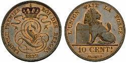 10 Centime Belgium