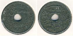 10 Centimo Tunisia