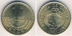 10 Colon Costa Rica