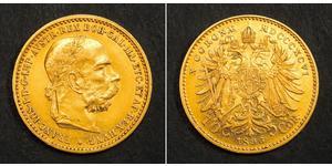 10 Corona Austria-Hungary (1867-1918) Gold Franz Joseph I (1830 - 1916)
