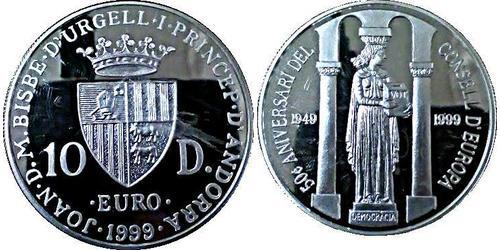 10 Diner Andorra Silber