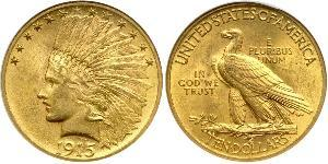 10 Dollar USA (1776 - ) Gold