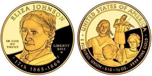 10 Dollar États-Unis d