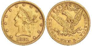 10 Dollaro Stati Uniti d