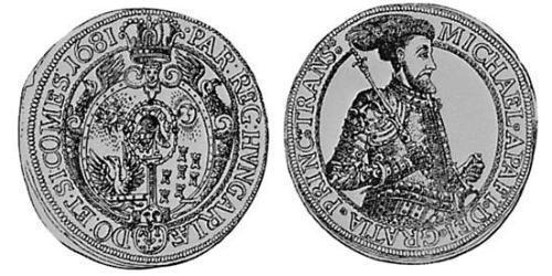 10 Ducat Principality of Transylvania (1571-1711) Or