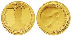 10 Euro Kingdom of the Netherlands (1815 - ) Gold