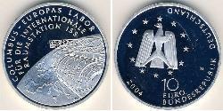 10 Euro Deutschland Silber