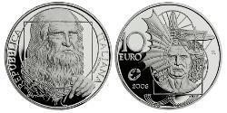 10 Euro Italy Silver