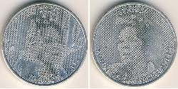 10 Euro Kingdom of the Netherlands (1815 - ) Silver