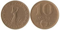 10 Forint People