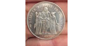 10 Franc 法蘭西第五共和國 銀