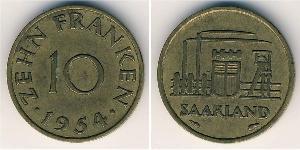 10 Franc  Bronzo