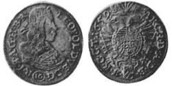 10 Kreuzer Heiliges Römisches Reich (962-1806) Silber