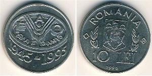 10 Lev Romania