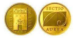 10 Litas Litauen (1991 - ) Gold