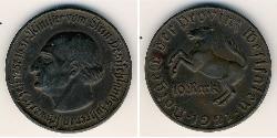 10 Mark Germany Bronze